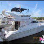 Luxury Yacht in playa del carmen
