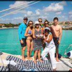 private catamaran birthday