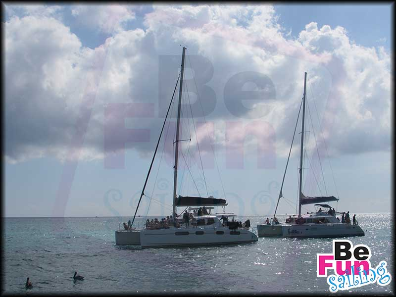 catamaran tour isla mujeres