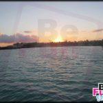 sunset puerto aventuras
