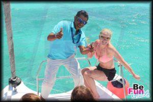 Equipo de be fun sailing