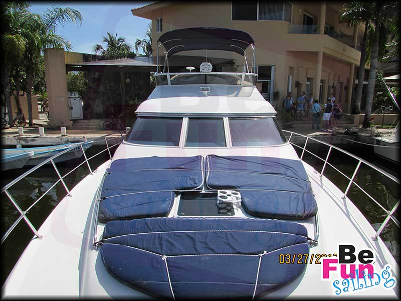 private yacht in playa del carmen